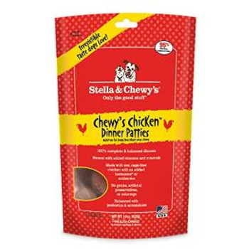 Stella & Chewy's 15 Oz. Freeze-dried Chewy's Chicken Dinner