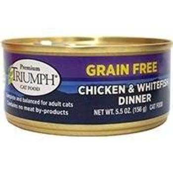 Triumph Gf chicken /whfs Cat 24/5.5z