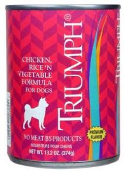Triumph Can Dog Chk/rc/vg 12/13.2