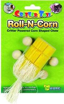Ware Roll-n-corn Chew Toy