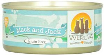 Weruva Mack And Jack Canned Cat 24/5.5 Oz.