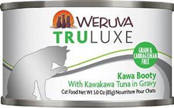 Weruva Truluxe Kawa Booty Cat 24/3 Oz.