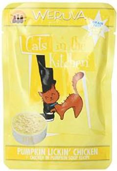 Weruva Paw Lickin Chicken Cat 3 Oz. Pouch 8 Count Tray