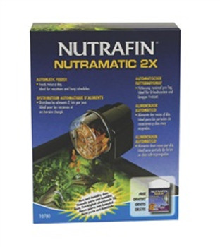Marina Nutramatic Fish Feeder {requires 3-7 Days before shipping out}