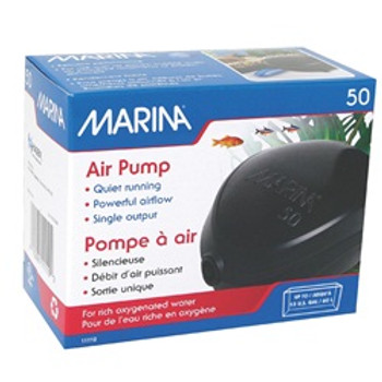 Marina 50 Air Pump {requires 3-7 Days before shipping out}