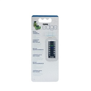Fluval Edge Digital Aquarium Thermometer {requires 3-7 Days before shipping out}