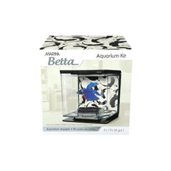 Marina Betta Kit Ying/yang Theme {requires 3-7 Days before shipping out}