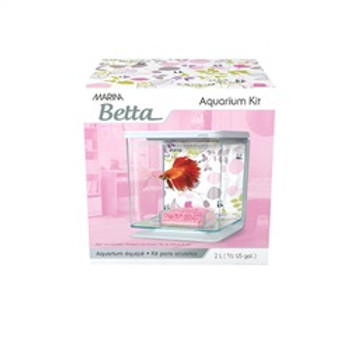 Marina Betta Kit Flora Theme {requires 3-7 Days before shipping out}