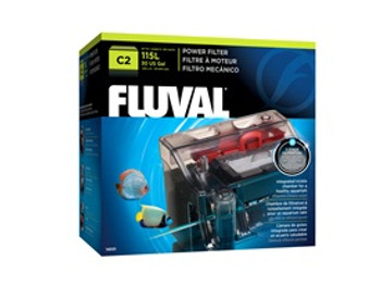 Fluval C2 Power Filter {requires 3-7 Days before shipping out}
