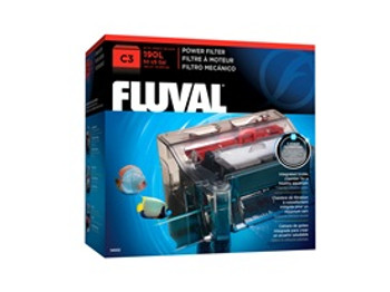 Fluval C3 Power Filter {requires 3-7 Days before shipping out}