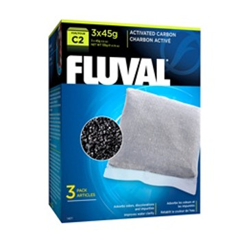Fluval C2 Carbon 3 Pack{requires 3-7 Days before shipping out}