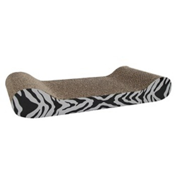 Catit Style Scratcher W/catnip Tiger {requires 3-7 Days before shipping out}