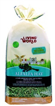 Living World Alfalfa 12 Oz{requires 3-7 Days before shipping out}
