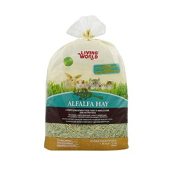 Living World Alfalfa 48oz {requires 3-7 Days before shipping out}