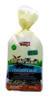 Living World Timothy Hay 10 Oz {requires 3-7 Days before shipping out}