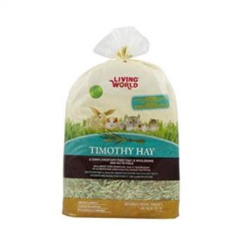 Living World Timothy Hay 48oz {requires 3-7 Days before shipping out}