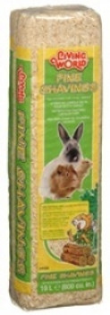 Living World Pine Shavings 600 Cu Inch{requires 3-7 Days before shipping out}