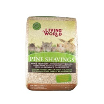 Living World Pine Shavings 4 Cu Feet {requires 3-7 Days before shipping out}
