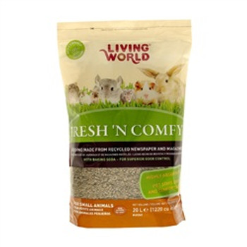 Lw Fresh/ Comfy Bedding Tan 5.28 Gal {requires 3-7 Days before shipping out}