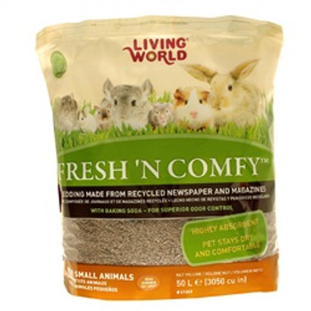 Lw Fresh/ Comfy Bedding Tan 13.21 Gal{requires 3-7 Days before shipping out}