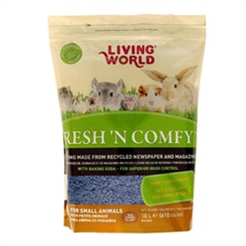 Lw Fresh/ Comfy Bedding Blue 2.64 Gal{requires 3-7 Days before shipping out}
