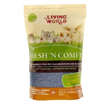 Lw Fresh/ Comfy Bedding Blue 5.28 Gal{requires 3-7 Days before shipping out}
