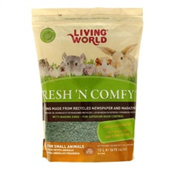 Lw Fresh/ Comfy Bedding Green 2.64 Gal {requires 3-7 Days before shipping out}