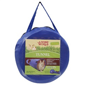 Living World Tunnel Blue/red Large {requires 3-7 Days before shipping out}