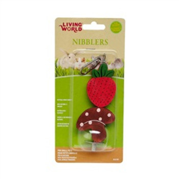 Lw Nibblerswood Chews Stawberry & Mshrm {requires 3-7 Days before shipping out}