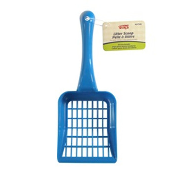 Lw Small Animal Litter Box Scoop Blue{requires 3-7 Days before shipping out}