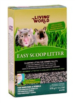 Habitrail Easy Scoop Litter 1.2 Lb {requires 3-7 Days before shipping out}