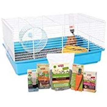 "LW Hamster Starter Kit Hagen products ship in 5-7 days"""