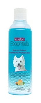 Ls Essentials White Coat Shampoo 12.5oz {requires 3-7 Days before shipping out}