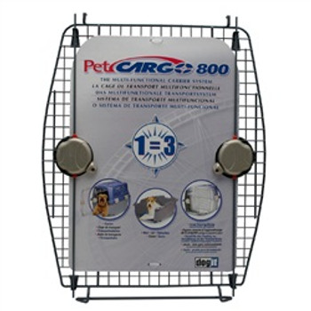 Locking Metal Door F/pet Cargo #800 {requires 3-7 Days before shipping out}