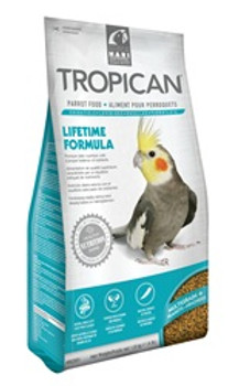 Tropican Lifetime Cockatiel 4#{requires 3-7 Days before shipping out}