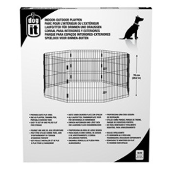 Dogit Kd Outdoor Playpen Medium {requires 3-7 Days before shipping out}