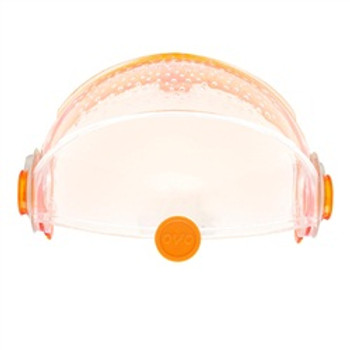 Clear Orange Retractable Roof For Ovo {requires 3-7 Days before shipping out}