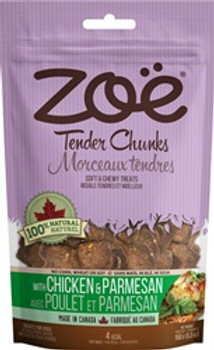 Zoe Tender Chunks Chicken&parmesan 5oz{requires 3-7 Days before shipping out}