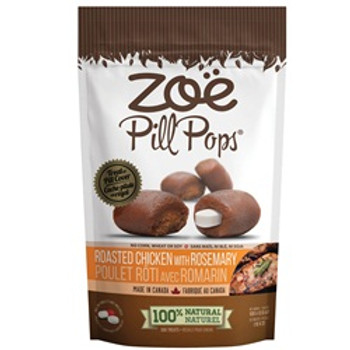 Zoe Pill Roasted Chicken 10x2 3.5oz {requires 3-7 Days before shipping out}