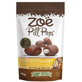 Zoe Pill Peanut Butter/honey 10x2 3.5oz {requires 3-7 Days before shipping out}