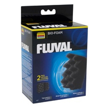 Fluval 306/406 Bio-foam 2 Pcs{requires 3-7 Days before shipping out}