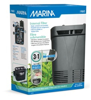 Marina I160 Internal Filter{requires 3-7 Days before shipping out}