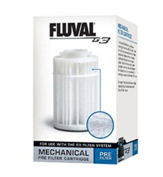 Fluval G3 Pre-filter Cartridge{requires 3-7 Days before shipping out}