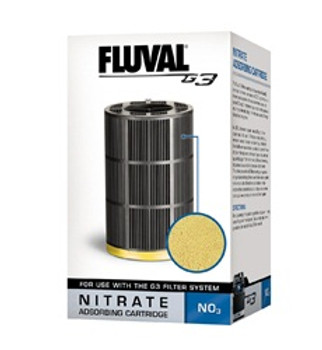 Fluval G3 Nitrate Cartridge{requires 3-7 Days before shipping out}