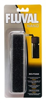Fluval Nano Bio-foam 2 Pcs{requires 3-7 Days before shipping out}
