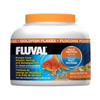 Fluval Goldfish Flakes 0.7oz {requires 3-7 Days before shipping out}