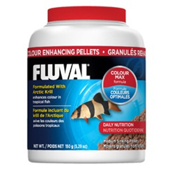 Fluval Color Enhancing Pellets 5.29oz {requires 3-7 Days before shipping out}