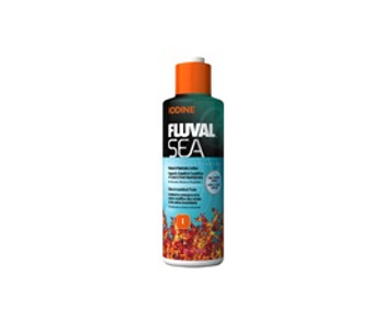 Fluval Sea Iodine 8 Oz{requires 3-7 Days before shipping out}