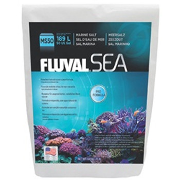 Fluval Sea Marine Salt 15 Lb (50 Gal){requires 3-7 Days before shipping out}