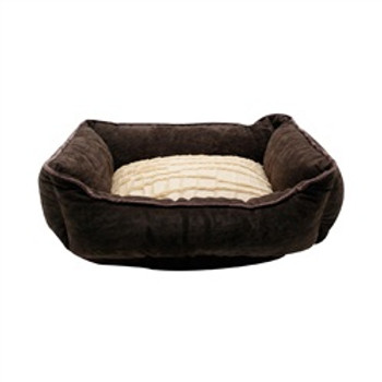 Catit Cuddle Bed Savage Brown/beige Xs {requires 3-7 Days before shipping out}